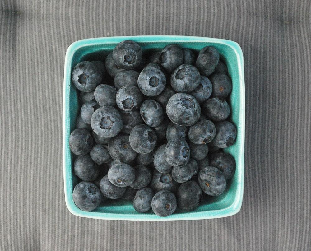 Blueberry smoothie4