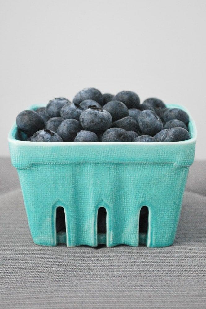 Blueberry smoothie5