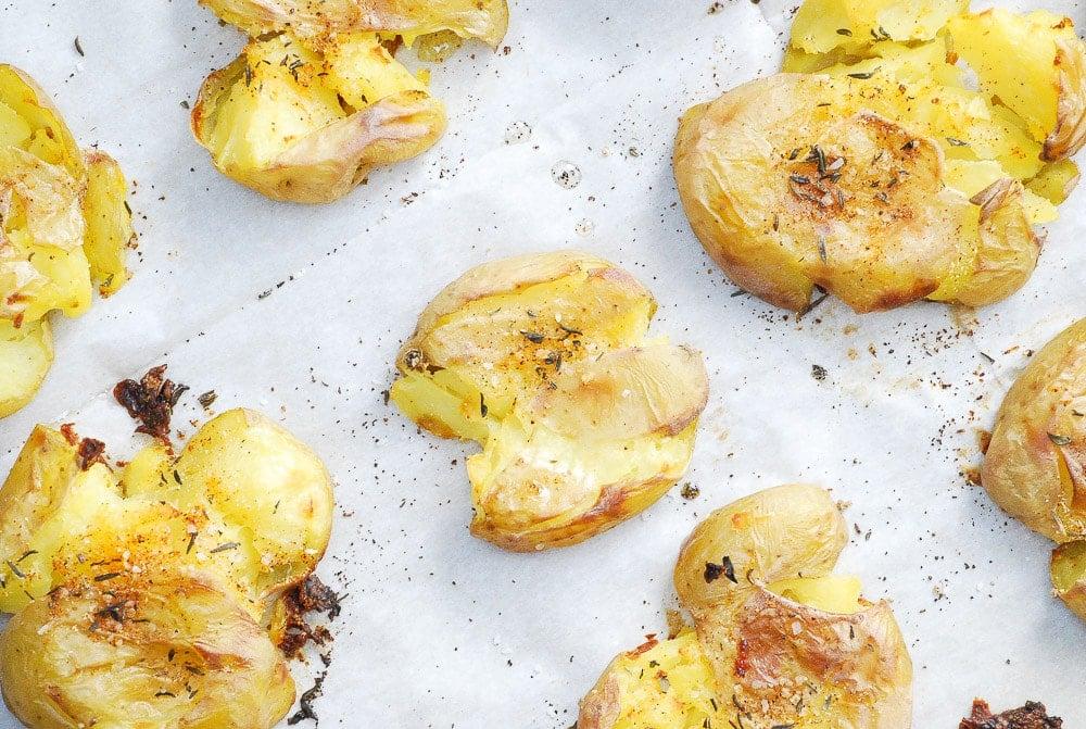 Smashed Potatoes8