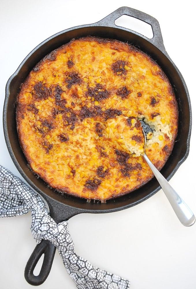 Corn Pudding-5
