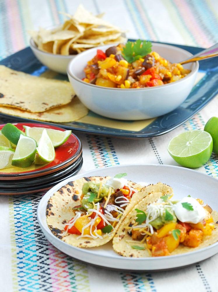 vegetarian tacos-2