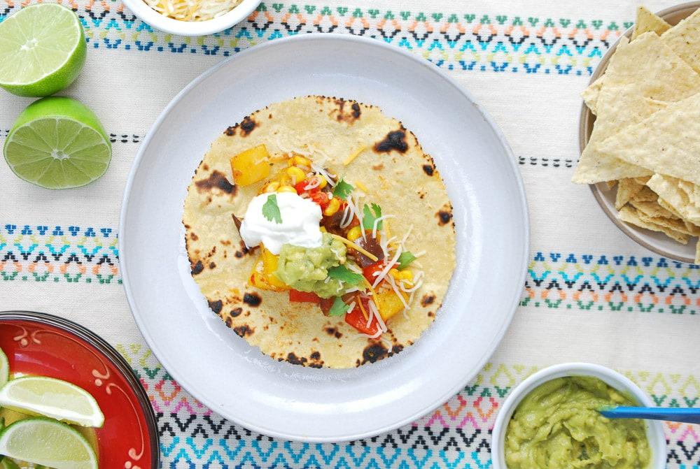 vegetarian tacos-6