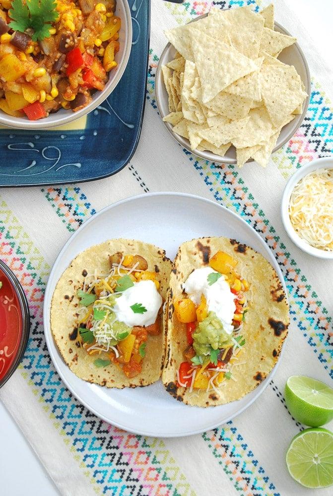 vegetarian tacos-7