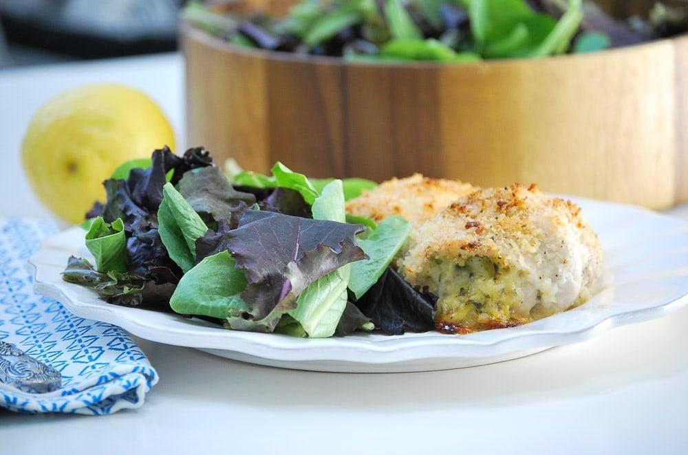 Chicken Zucchini Roll Ups-3