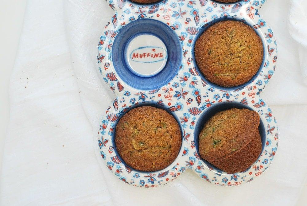 Zucchini Muffins-2