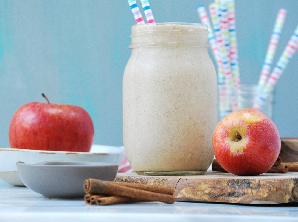Apple Pie Smoothie-4