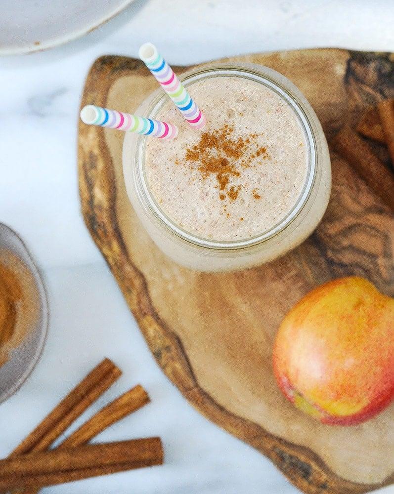 Apple Pie Smoothie-5