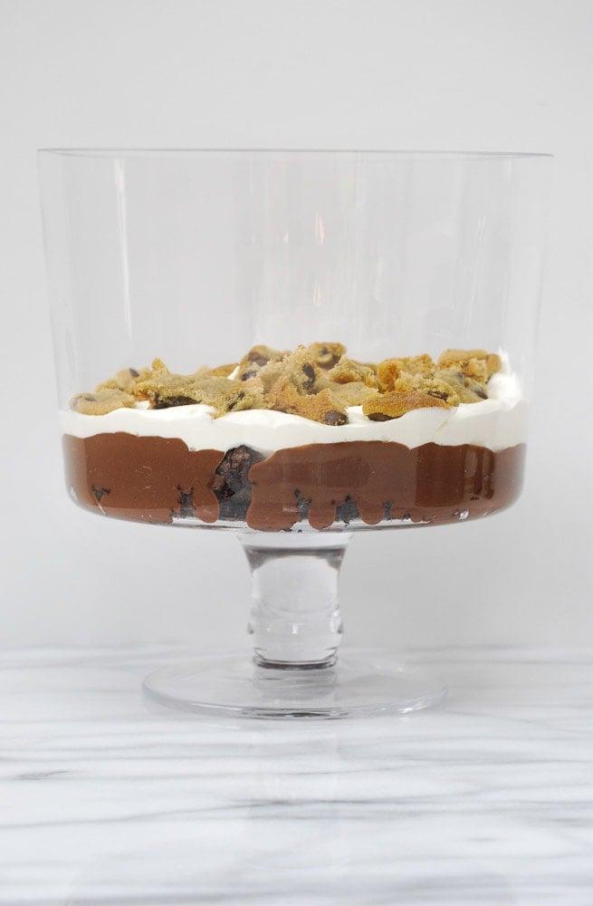 Chocolate Chip Cookie Brownie Trifle_-3