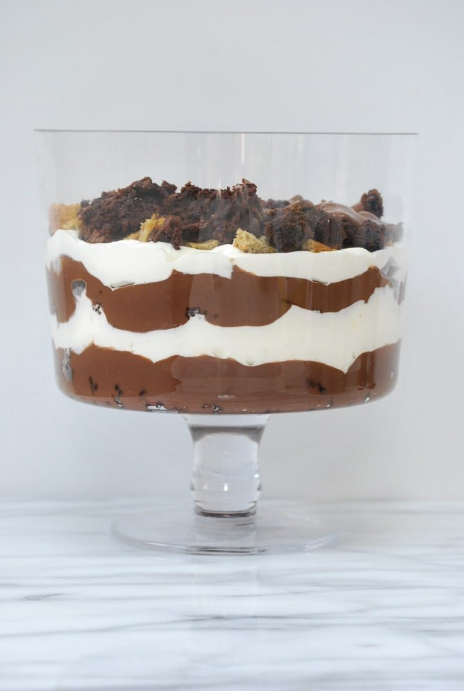 Chocolate Chip Cookie Brownie Trifle_-4