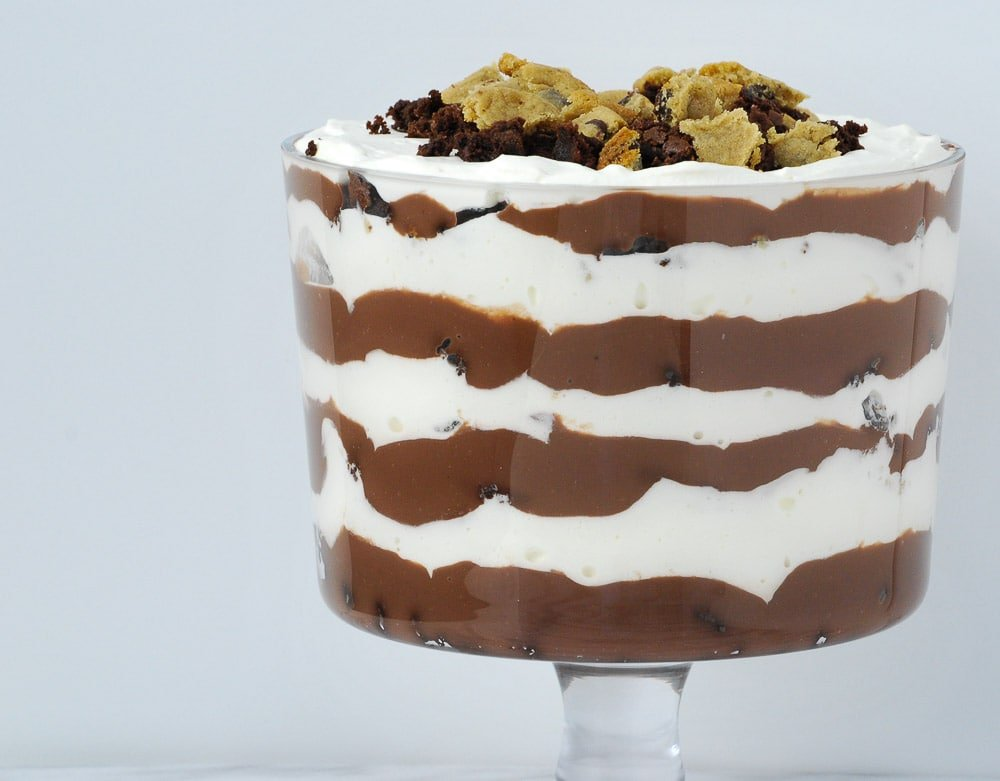 Chocolate Chip Cookie Brownie Trifle_-7