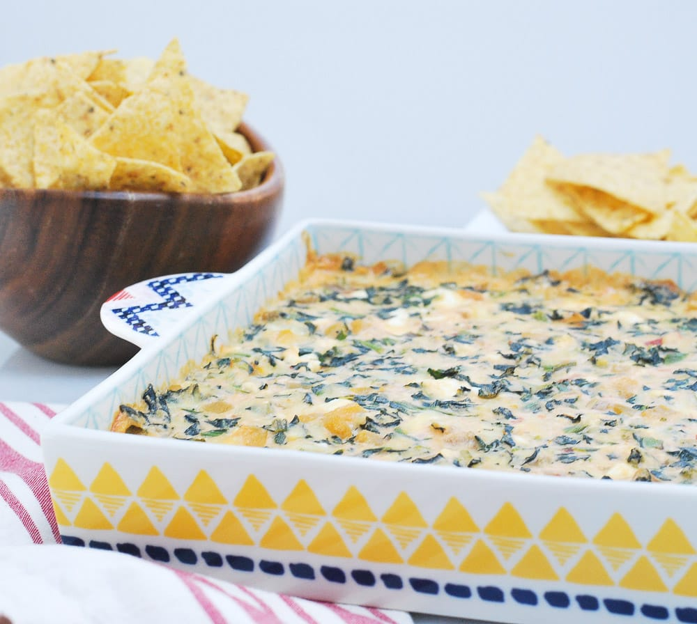 Cheddar S Scratch Kitchen Spinach Dip Recipe