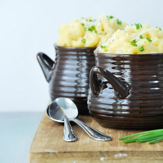 Cauliflower Mac & Cheese