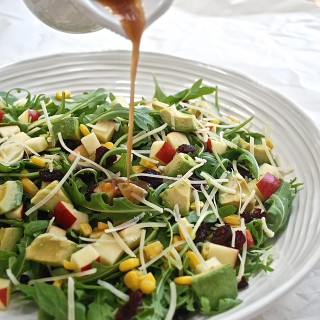 Video – Maple Balsamic Dressing