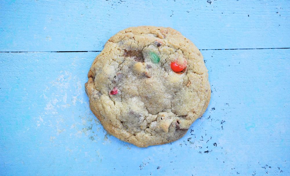Halloween Candy Cookies-4
