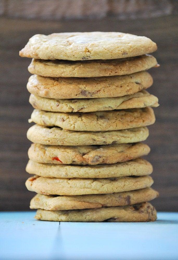 Halloween Candy Cookies-6
