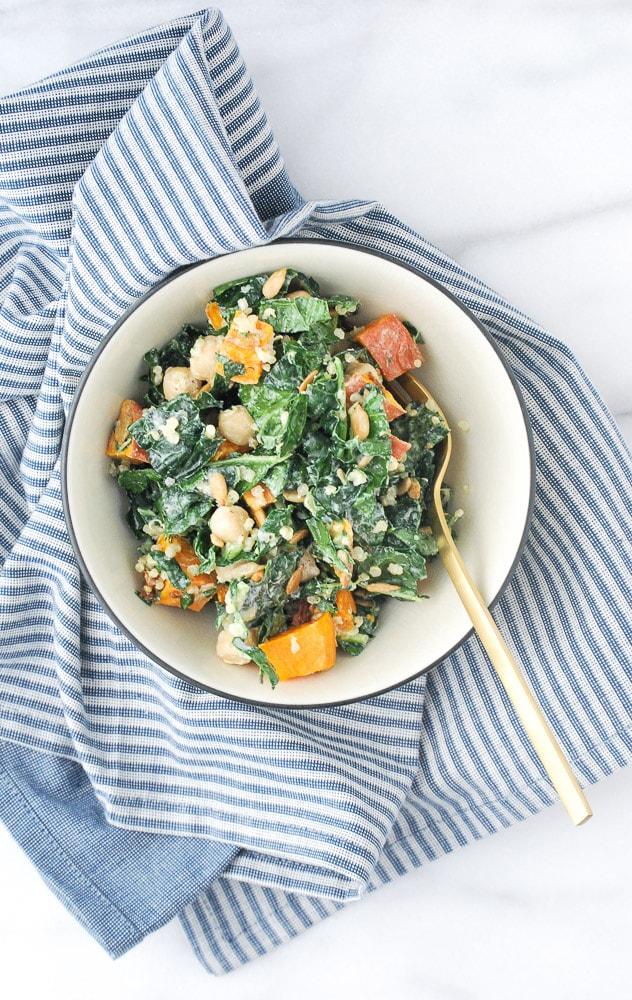 Chopped Kale Salad-7