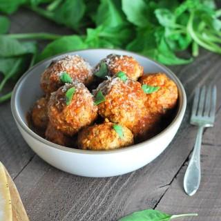 Slow Cooker Turkey Meatballs