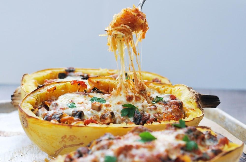 Spaghetti Squash Bowls-6