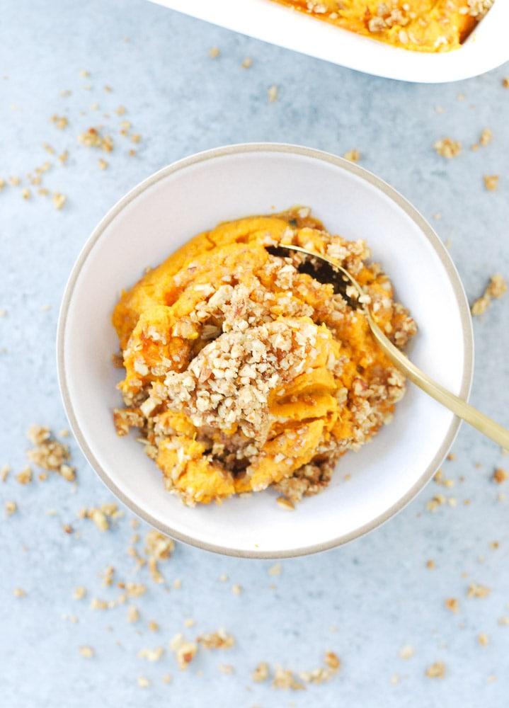 Whipped Sweet Potato Casserole-4
