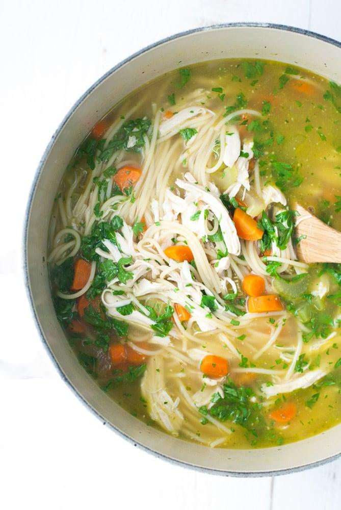 Chicken Noodle Soup-3