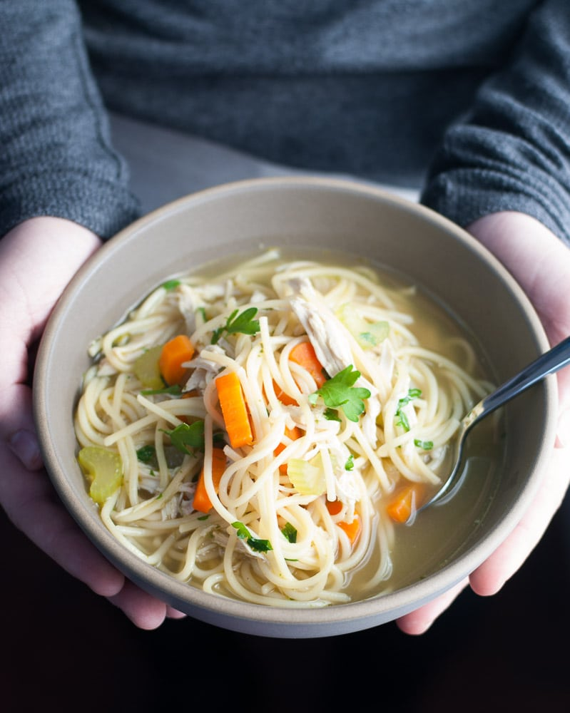 Chicken Noodle Soup-7