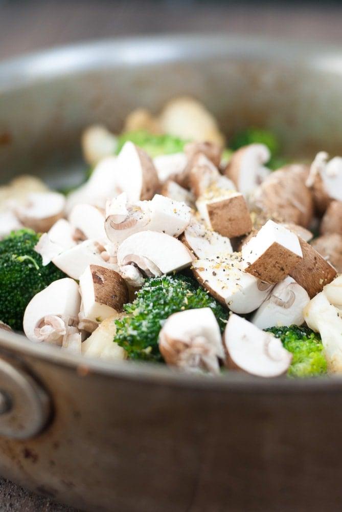 Ground Turkey & Veggie Brown Rice Bowls-3