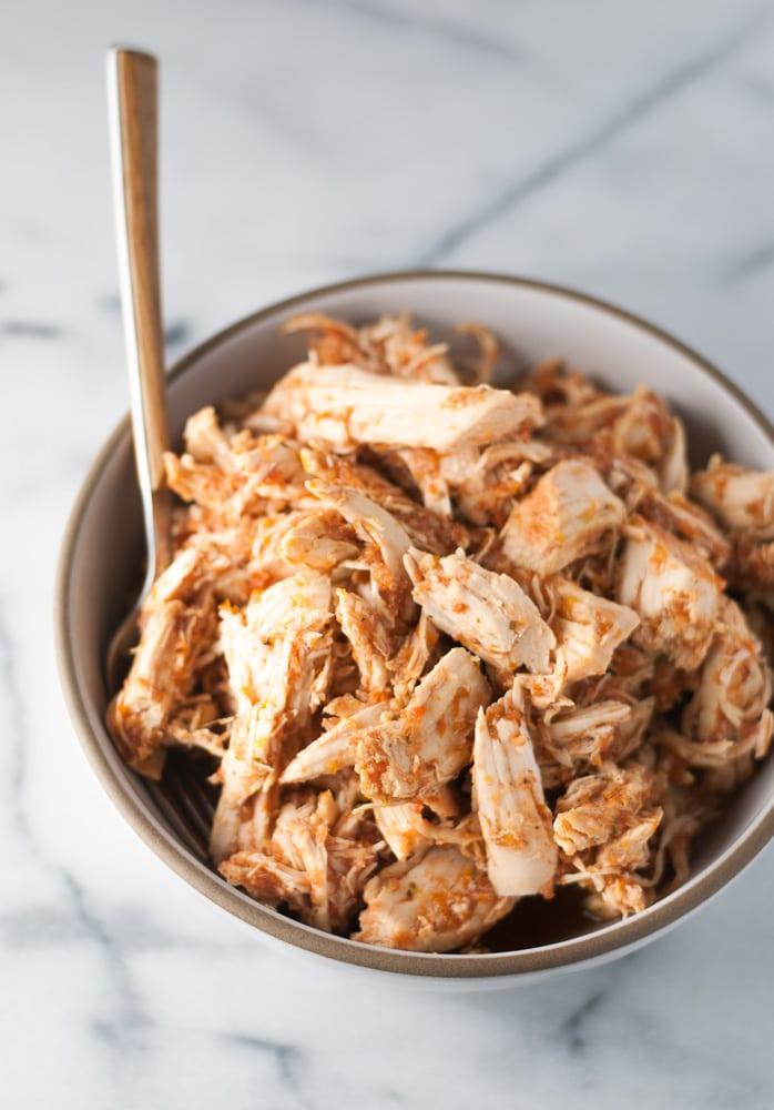 Slow Cooker Chicken Nachos-2