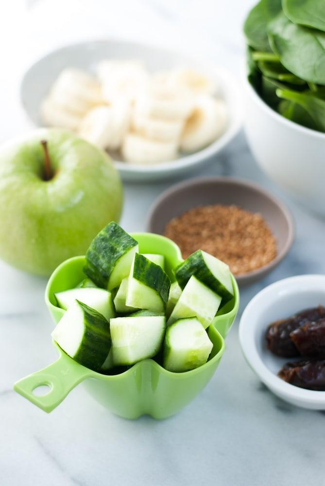 Spinach Apple Detox Smoothie-2