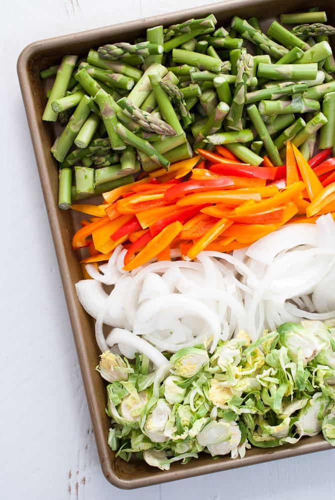 Cauliflower Rice Veggie Bowls
