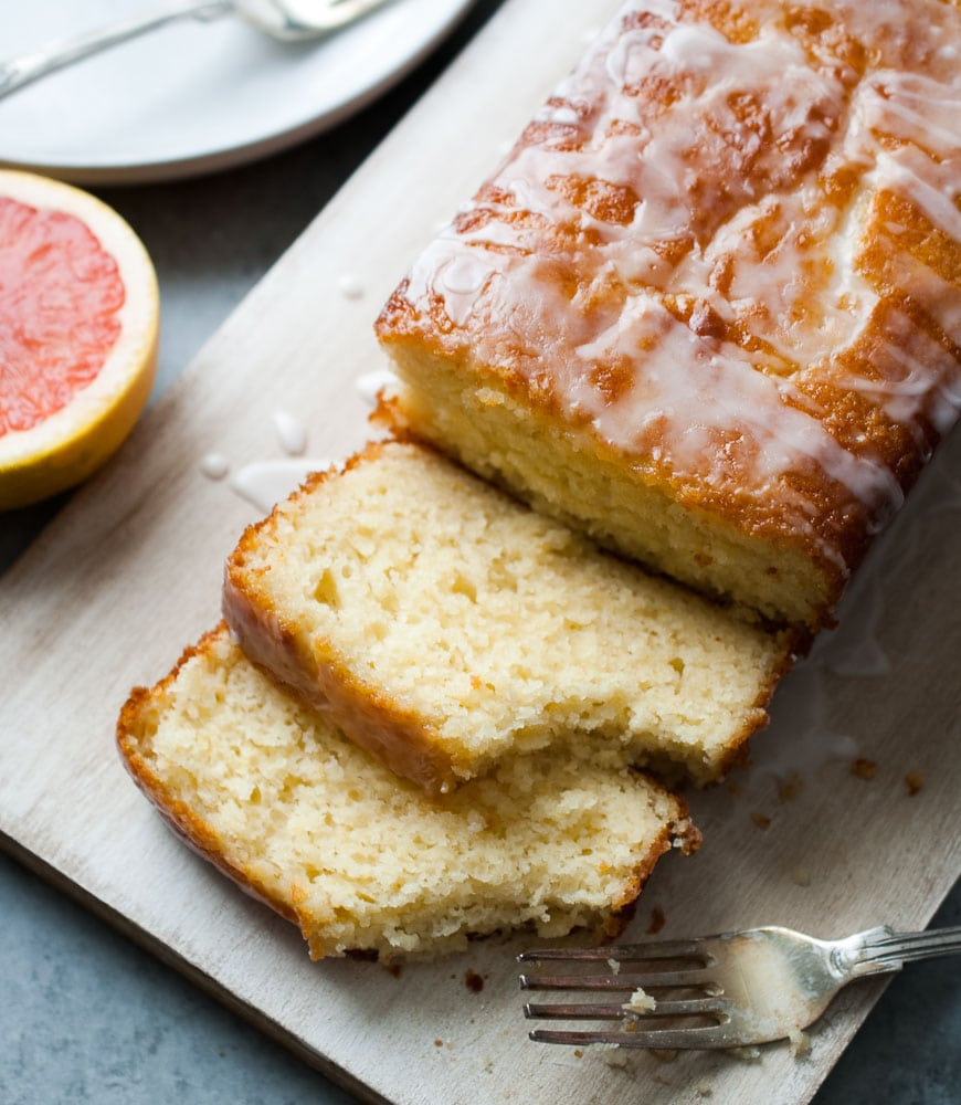 Grapefruit Yogurt Cake-4