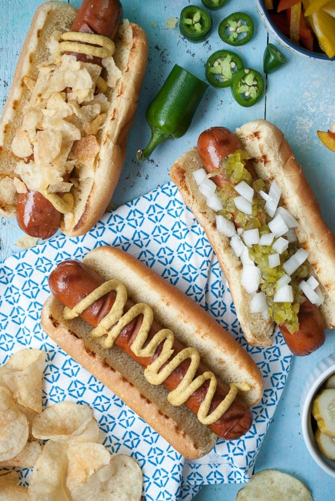 Hebrew National Hot Dogs-5