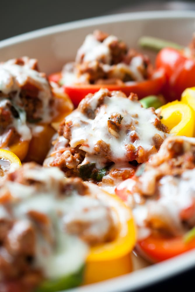Spicy Stuffed Peppers-5