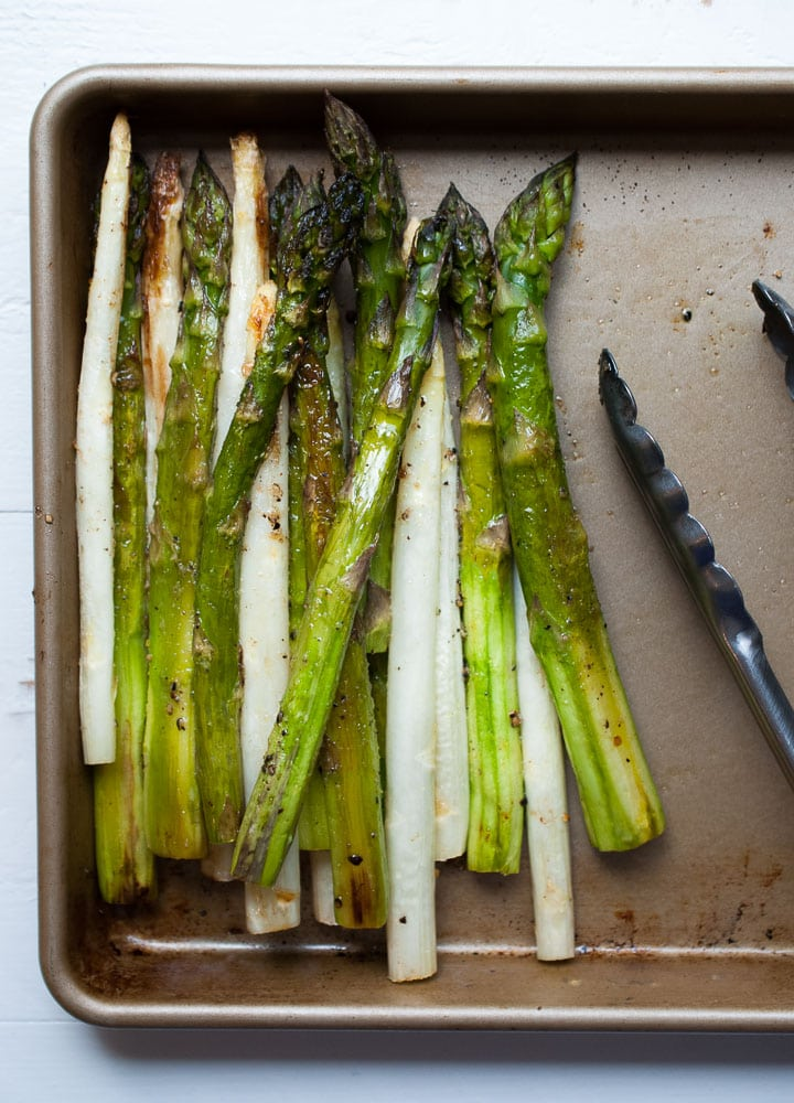 Delicious Roasted Asparagus