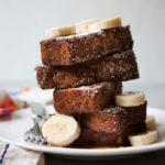 Zucchini Banana Bread French Toast