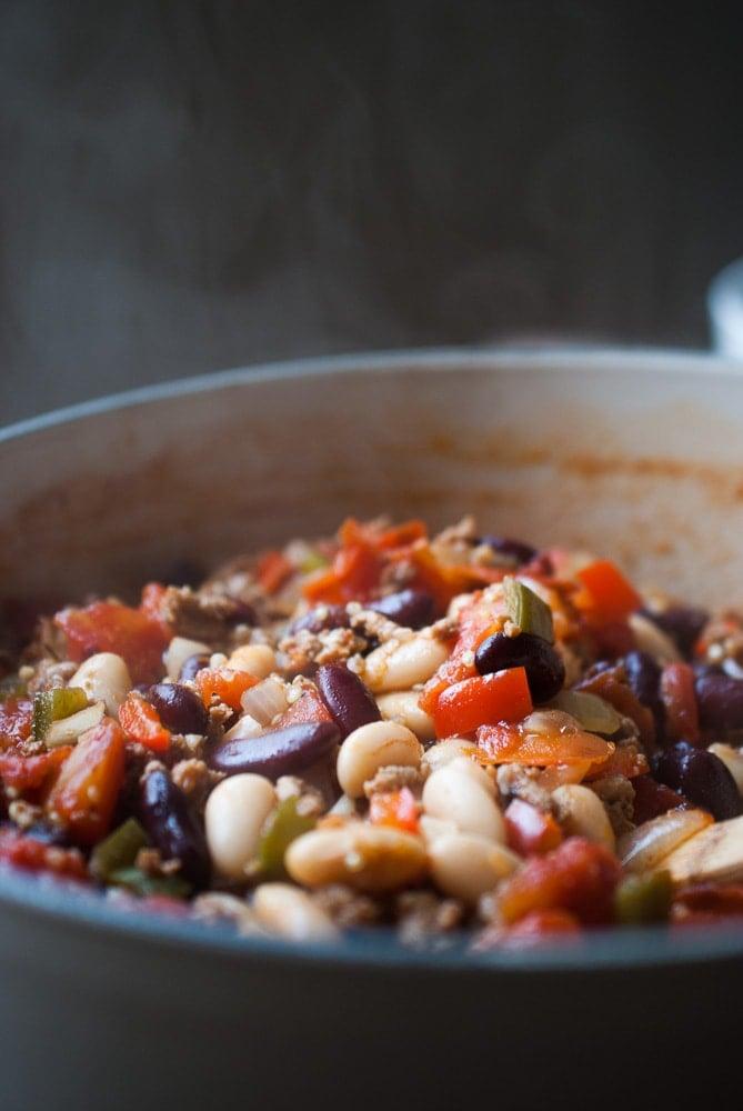 Turkey Quinoa Chili