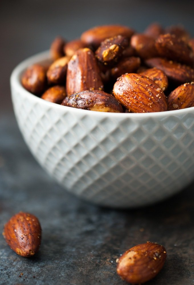 Spice-Roasted Almonds