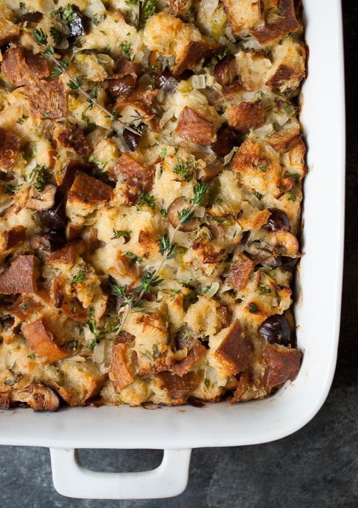 Chestnut Herb Stuffing
