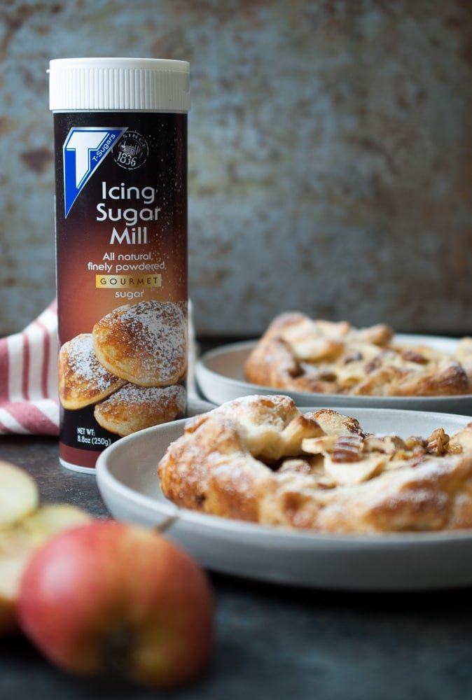 Puff Pastry Apple Tarts