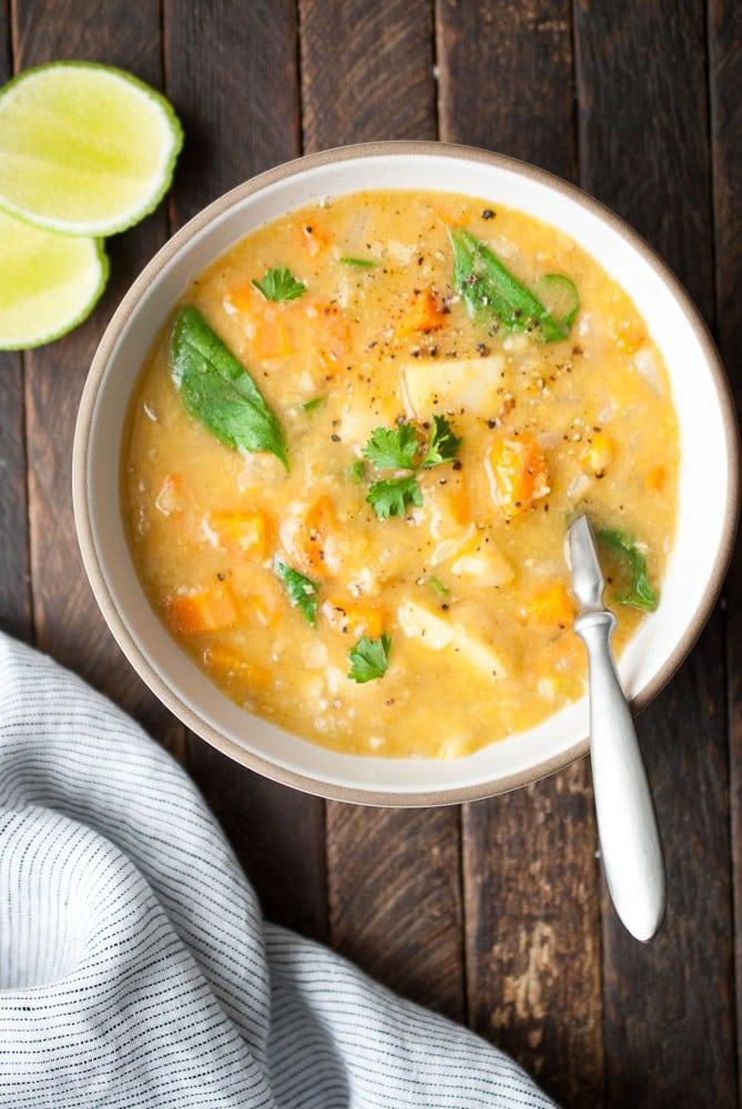 Instant-Pot-Split-Pea-Lentil-Soup