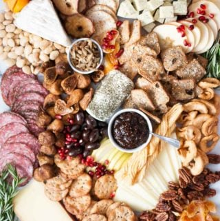 How to Build a Fall Cheese Board – Trader Joe's Style