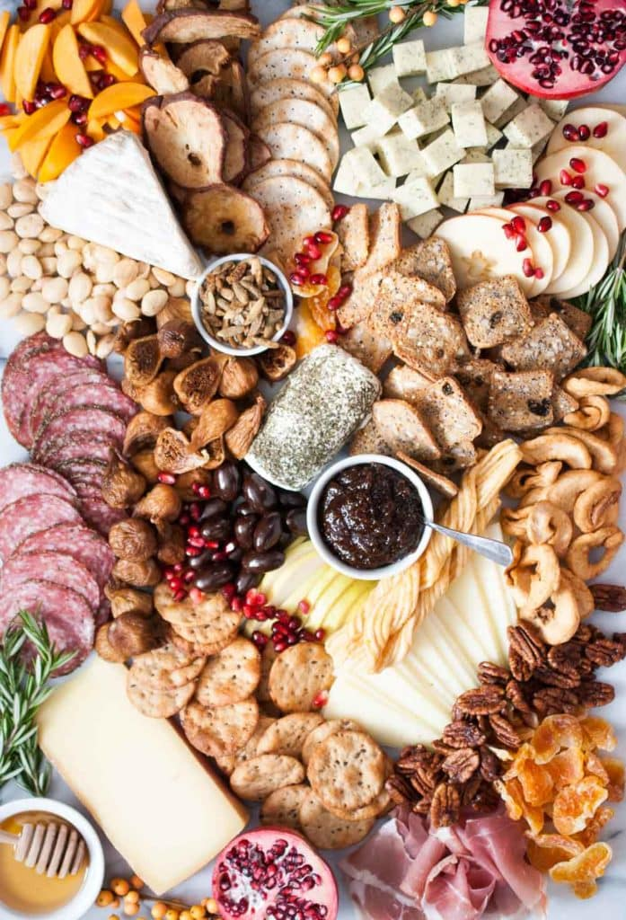 How to Build a Fall Cheese Board - Trader Joe's Style