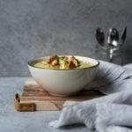 Zucchini Avocado Soup