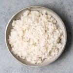 Easy Instant Pot Coconut Rice