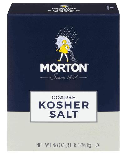 Morton Coarse Kosher Salt